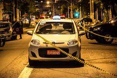 #Polícia: Taxista é morto a tiros por policial civil durante briga de trânsito no Itaim Bibi