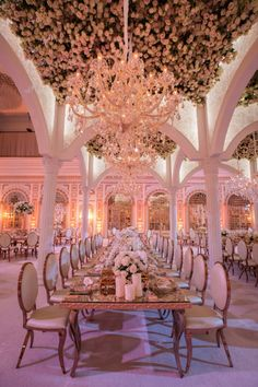 Pink Wedding Inspiration Ideas, Part 1 Wedding Goals, Wedding Themes, Wedding Events, Wedding Planning, Wedding Decorations, Pink Wedding Theme, Luxury Wedding Venues, Decor Wedding, Weddings