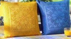 Tecendo Artes em Crochet: Um Post com Peças Lindas para Sua Casa!
