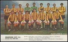 Football League Review 328 - Bradford City 1968/69