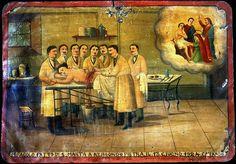 Morbid Anatomy: Italian Ex Votos, 20th Century