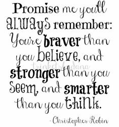Winnie The Pooh quotes are what we all need to get through life's trickiest situations. Here are some of our favourite quotes from the loveable bear. Country Girl Quotes, Boy Quotes, Family Quotes, Life Quotes, Christopher Robin Quotes, Father Son Quotes, Daughter Quotes, Father Daughter, Tao Of Pooh