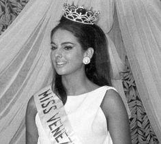Mariela Perez Branger - Miss Venezuela 1967