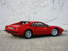 Ferrari 308 GTS - is this the one Tom Selleck drove in Magnum PI?