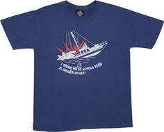 Royal Bigger Boat JAWS T-Shirt