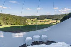Bubble Tent im Schwarzwald