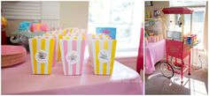 Claire and Lottie: Dumbo Birthday Party