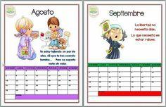 Calendario agosto sep