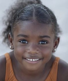 47 Sweet Daughter Hairstyles Ideas to Copy Now Black Baby Girls, Cute Black Babies, Beautiful Black Babies, Cute Little Baby, Pretty Baby, Hello Beautiful, Beautiful Children, Cute Babies, Brown Babies