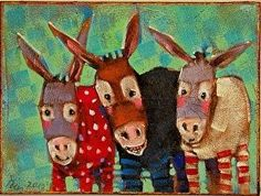 Tres Amigos by Angie Rees