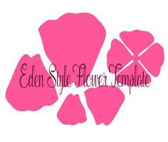 Papel de telón de fondo de flor rosa por CatchingColorFlies en Etsy