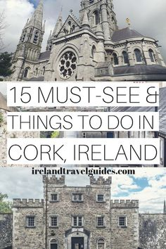 15 Things To Do In Cork City Ireland Cork Ireland Ireland travel guides Ireland travel tips Ireland travel ideas Cork travel destinations Cork travel ideas Travel Ireland Tips, Ireland Vacation, Europe Travel Tips, New Travel, European Travel, Travel Guides, Family Travel, Travel City, Asia Travel