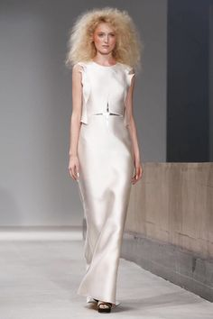 Gosia Baczynska Ready To Wear Spring Summer 2014 Paris - NOWFASHION