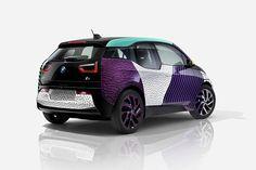 BMW and Garage Italia Customs Celebrate Memphis Design