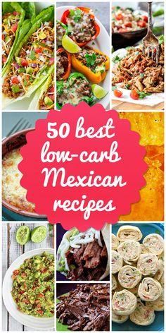 Low-Carb Mexican Recipes
