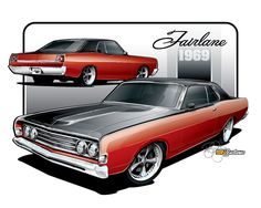 Vehicle rendering and illustration by SIN Customs artist Ryan Curtis - www.SIN-Customs.com  001763_1969-Ford-Fairlane-Coupe-COLOR-2.jpg