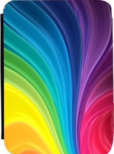 Rikki Knight Rainbow Swirls Design Barnes and Noble Love Rainbow, Taste The Rainbow, Rainbow Swirl, Rainbow Art, Over The Rainbow, Rainbow Colors, Rainbow Painting, World Of Color, Color Of Life