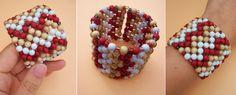 Ethno Wooden Bracelet (see on Facebook or send me a mail: andybori@seznam.cz)