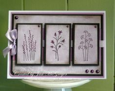 stampin up card ideas | have used Stampin' Up! Pocket Silhouettes for this card...I ...