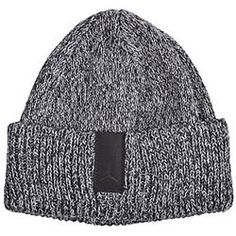 JORDAN WATCH BEANIE dark grey Beanies 3c07d12d37ab