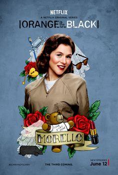 """OITNB"" Morello"