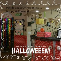 Did we tell you already that we LOVE Halloween?!?!? Mario Brother's was a hit last year..... Pacific Coast Orthodontics #Halloween #Mariobrothers# Ortho #San Ramon