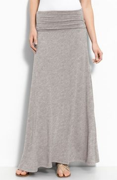 So comfy maxi skirt at Nordstrom Rack for only $24.97....lovely lounge wear at a great price !