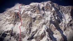 Ueli Steck | South Face of Annapurna on Vimeo