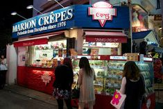 ❤ little japan mama ❤: Japanese Street Crepes Recipe Japanese Crepes, Japanese Streets, Crepe Recipes, Recipes From Heaven, I Love Food, Kokoro, Food Heaven, Ramen, Destiny