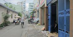 Nhà nguyên căn cho thuê hẻm đường Nguyễn Trãi, Quận 1, DT 4,1x16m, 1 trệt, 1 lửng, giá 22 triệu