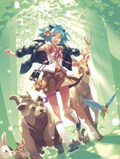 魅(CHARM) by VOFAN Character Design, Princess Zelda, Illustration, Fictional Characters, Image, Inspirational, Board, Sketches, Art