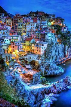 Cinque Terre | Rio MaGGiore | ItalY