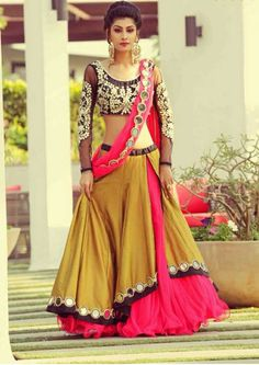 D.No 7149  Fabric Net Inner sattin Blouse Banglori silk. Click here to buy https://www.moifash.com/south-ethnicz/product?id=58e876f7636b007225a6674e