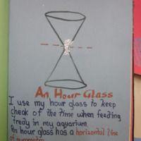 Fabrication d'un livre sur la symétrie