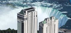 This place is on my bucket list!! Niagara Falls Hilton Hotel and Suites