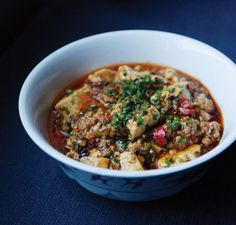 Mission Chinese Food's Mapo Tofu - Lucky Peach