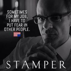 House of Cards - Stamper