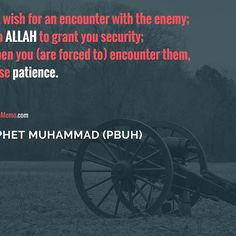 10 Islamic Rules of War Given by Prophet Muhammad (PBUH)...