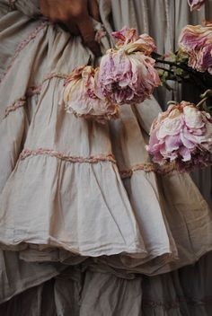 Ruffles and Flowers