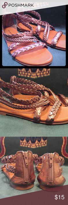 Montero Bay Club Sandals Strappy Montego Bay Club Sandals Like New. NEVER Worn. Montego Bay Club Shoes Sandals