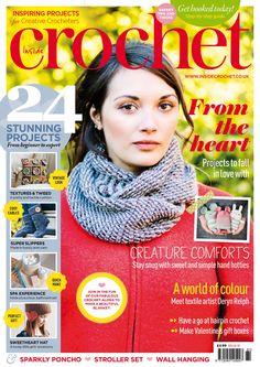Issue 61 www.insidecrochet.co.uk