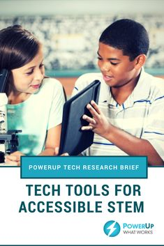 Mainstream technology tools with built-in accessibility features, the availability of virtual reality, simulations, and augmented reality offer new opportunities for students with disabilities to access and engage with STEM content. This brief presents ways for educational leaders to align the Next Generation Science Standards (NGSS) practices using accessible technologies, STEM tools and Universal Design for Learning (UDL).