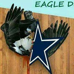 Eagles suck Dallas Cowboys Jokes, Cowboys Eagles, Cowboys Win, Cowboys Memes, Dallas Cowboys Pictures, Eagles Memes, Nfl Memes, Football Memes, Football Team