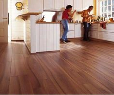 What is the best floor for your kitchen?