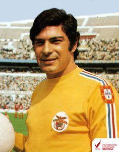 José Henrique, 1967-1979, 299 jogos Guarda-Redes