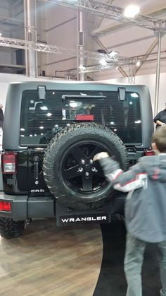 Jeep Wrangler - Rear View Google Storage, Rear View, Jeep Wrangler, Jeep Wranglers
