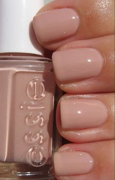Essie - not just a pretty face.