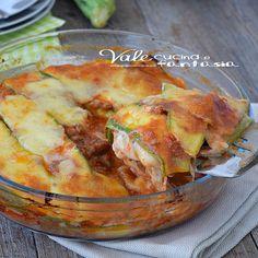 Lasagne di zucchine ricetta