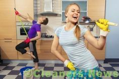 Cleaning tips for newbies