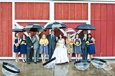 rainy barn wedding Wedding Photography List, Creative Photography, Photography Ideas, Rain Wedding, Wedding Bride, Wedding Day Inspiration, Wedding Ideas, Yellow Wedding, Wedding Pictures